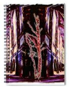 King Hall Spiral Notebook