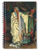 King Lear. Act I Scene I Spiral Notebook