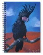 King Of Cockatoos Spiral Notebook