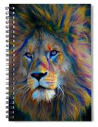 King Of The Jungle Spiral Notebook