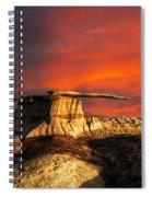 Where Heaven Meets Earth 2 Spiral Notebook
