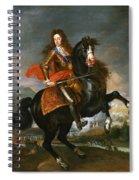 King William I I I Spiral Notebook