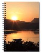Kingdom Of Nepal Spiral Notebook