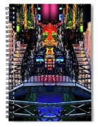 Kingly Venice Reflection Spiral Notebook