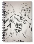 Kings Captains Spiral Notebook