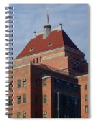 Kings County Hospital Center, Brooklyn Spiral Notebook