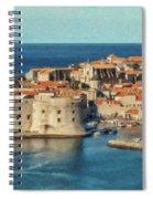 Kings Landing Dubrovnik Croatia - Dwp512798 Spiral Notebook