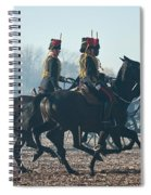 Kings Troop Rha Spiral Notebook