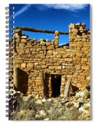 Kinishba Ruins Spiral Notebook