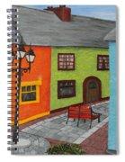 Kinsale Ireland Spiral Notebook