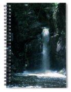 Kinsman Falls 2 Spiral Notebook