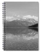 Kintla Lake Spiral Notebook