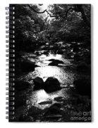 Kintyre Plus Seventeen Spiral Notebook