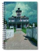 Kirby House Restaurant  Spiral Notebook