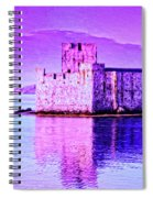 Kisimul Castle Spiral Notebook