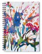 Kiss Goodbye Spiral Notebook