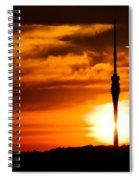 Kiss Of Morning Sun Spiral Notebook