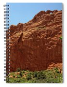 Kissing Camels At The Garden Of The Gods Spiral Notebook