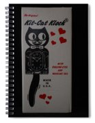 Kit Cat Klock Spiral Notebook