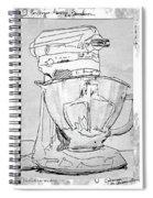 Kitchen Aid Spiral Notebook