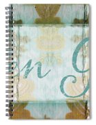 Kitchen Goddess Spiral Notebook