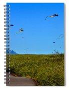 Kites Spiral Notebook