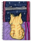Kitty Loaf Spiral Notebook