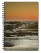 Kiwanda Tumble Spiral Notebook