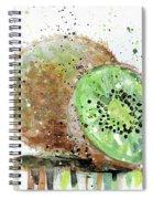 Kiwi 2 Spiral Notebook