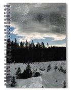 Klamath Falls Sunrise Spiral Notebook