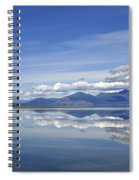 Kluane Summer Spiral Notebook