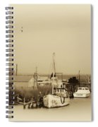 Knapps Narrows Tilghman Island Spiral Notebook