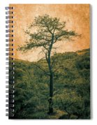 Knarly Tree Spiral Notebook