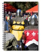 Knight Squad Spiral Notebook