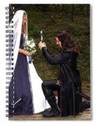 Knighthood Spiral Notebook