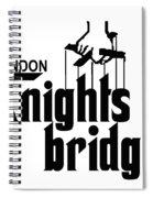 Knightsbridge Spiral Notebook