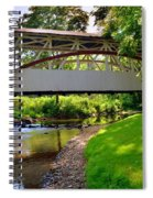 Knisley Covered Bridge #6 Spiral Notebook