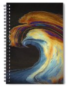 Know My Way Spiral Notebook