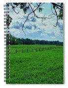 Knox Farm 1786 Spiral Notebook