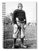 Knute Rockne (1888-1931) Spiral Notebook