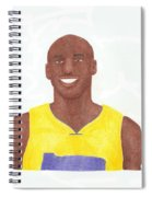 Kobe Bryant Spiral Notebook