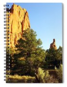 Kodachrome Basin I Spiral Notebook