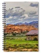 Kodachrome Cabin Spiral Notebook