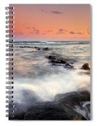 Koloa Dusk Spiral Notebook