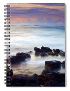 Koloa Sunrise Spiral Notebook