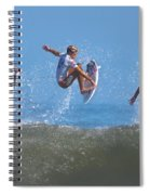 Kolohe Andino Compilation Spiral Notebook