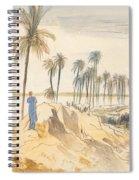 Kom El Amhr, 1 Pm, 4 January 1867 Spiral Notebook
