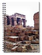 Kom Ombo Spiral Notebook