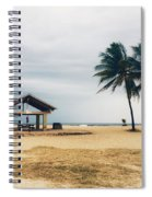Kona Beach Spiral Notebook