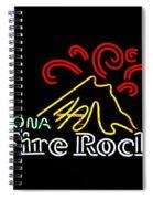 Kona Fire Rock 2 Spiral Notebook